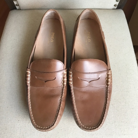 535dbcd4e57 Polo Ralph Lauren Wes Penny Loafers. M 5b1eaaa7a5d7c65897ed51b2
